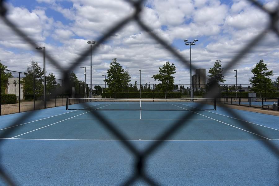 網球東京奧運資格的排名基準,將延到明年法網結束後。(資料照/美聯社)