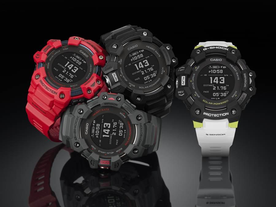 八村壘最愛!首款心率偵測 x GPS衛星定位錶款強悍耐衝擊再進化(圖/品牌提供)