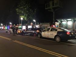 藥頭當街遭圍捕衝撞警車 警破窗逮人搜出大量毒品