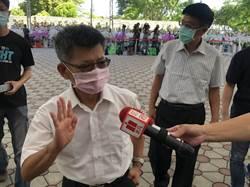 楊秋興靈堂弔唁議長 2人交情不受韓國瑜影響