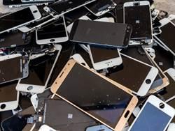 iPhone手機貼滿20公尺牆 超狂奇景13萬人看呆