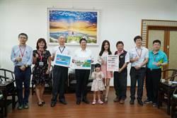 台電新竹節電巡迴列車 宣導節電與紓困