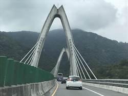 蘇花改部分路段速限提高至70公里 另規定最低速限50公里