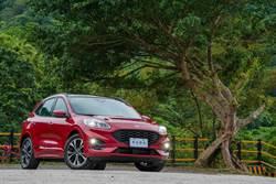 試車報告:Ford Kuga EcoBoost 250 AWD ST-Line 操控靈活、加速快