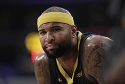 NBA》拒絕加盟打復賽 考辛斯養傷備戰下賽季