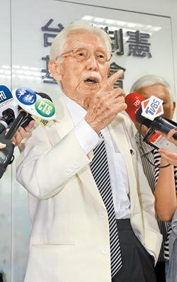 台灣應有兩黨制衡 非一黨獨大