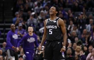 NBA》無視國王!福克斯自嘲0%晉級