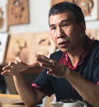 為神明顧厝:專訪木雕師蔡楊吉師傅