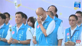 恐成「韓維拉」?郭正亮:韓國瑜就是國民黨的陳水扁 遭「抗議」