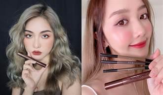IG被「混血眼妝」洗版!深邃大眼的關鍵在睫毛膏換成這顏色