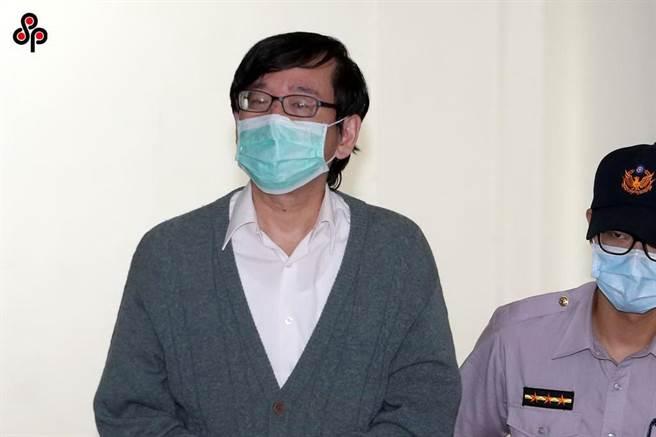 幸福人壽前董事長鄧文聰將移八德外役監服刑。(本報資料照)