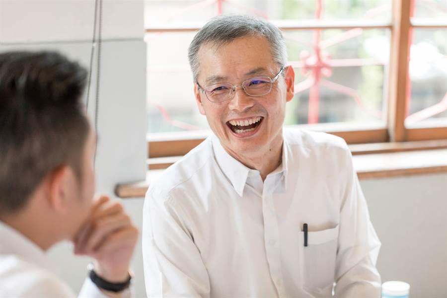 陳添順/鴻梅文化藝術基金會創辦人(圖/翁子恒攝)