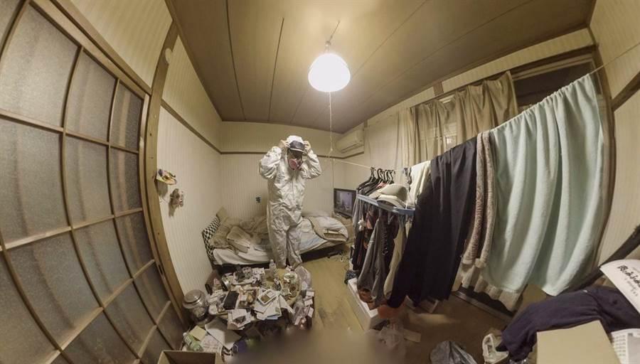 《重返福島現場》是深入核災之後居民生活的紀錄片。(台北電影節提供)