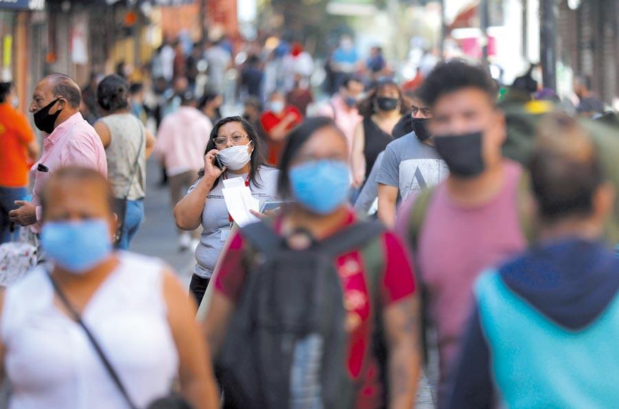 全球疫情當前充斥不確定性。圖/路透