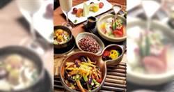 寬心園精緻蔬食料理 天宮寶貝好菌多