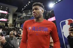NBA》熱火搶字母哥 明年組超強三巨頭