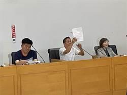 大安媽祖園區 遭中市議會退回