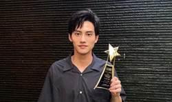 范少勳、朱軒洋共同榮獲「新星獎」 帶著獎座爽吃漢堡