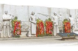 無名英雄廣場 紀念1100殉職特工