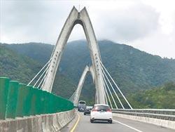 蘇花改部分路段速限增至70公里