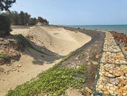 最毒海岸線整治 竹縣斥資1億固坡