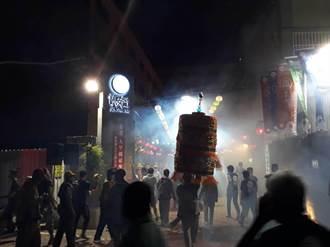 大甲媽祖遶急急如律令 彰化1000名警力提前進駐
