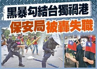 港媒:反送中示威者傳曾赴台南特訓