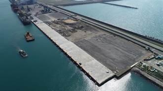 臺中港新建首座離岸風電碼頭 全力發展離岸風電