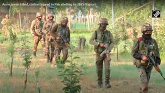 才與陸談和 印度轉身與巴基斯坦交火 軍民死傷