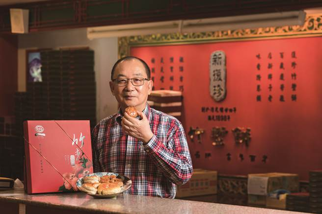 見過歷史風浪、走過經營起落:百年糕餅店新復珍的新竹記憶