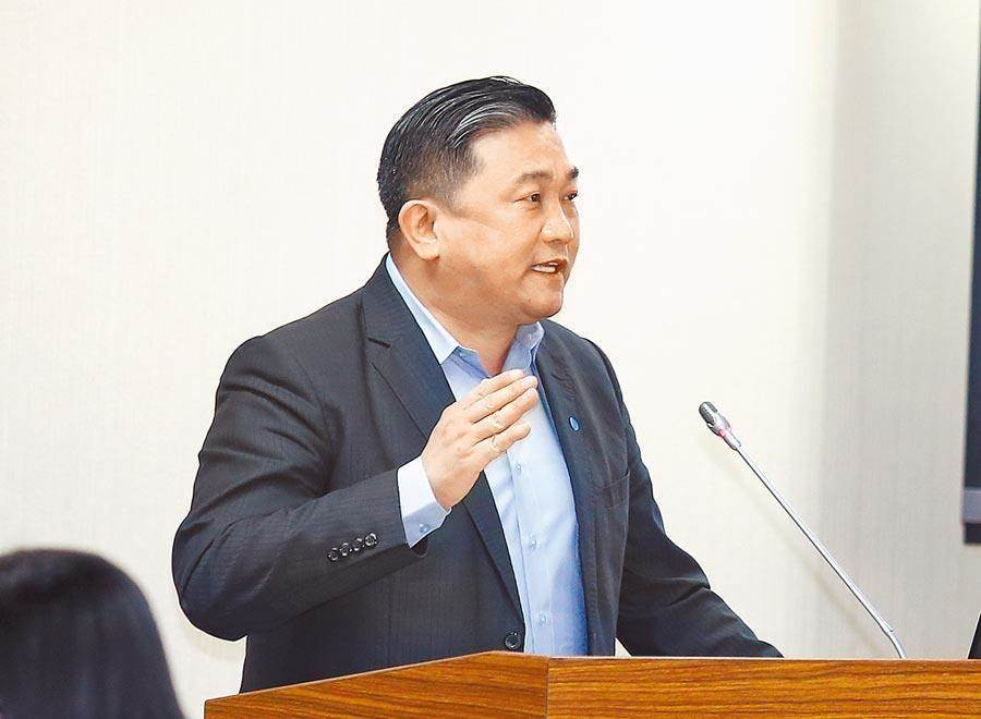 民進黨立委王定宇。(報系資料照)