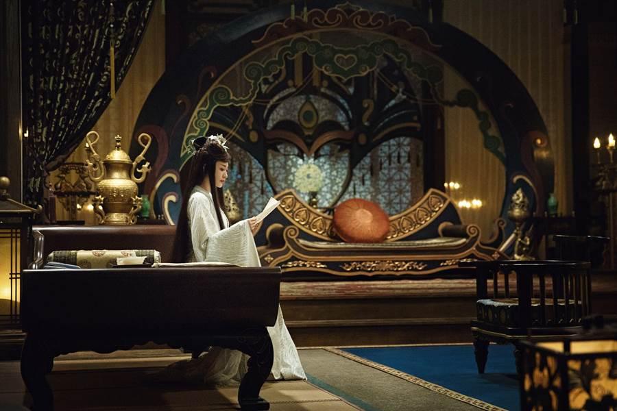 李小冉在《慶餘年》中飾演反派角色長公主。(中天娛樂台提供)