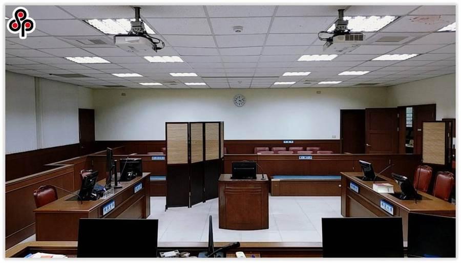 資料照片。司法院提供