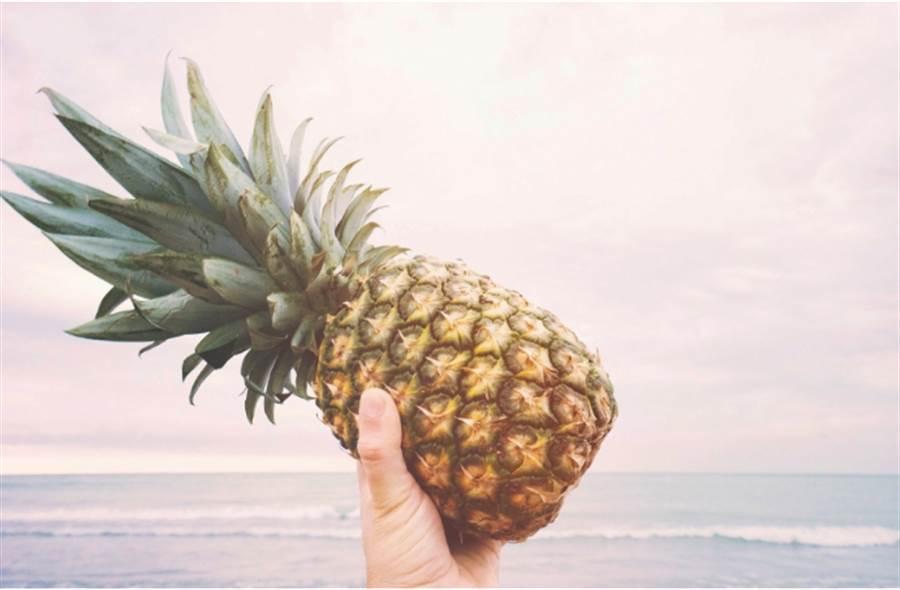 鳳梨酵素有很多意想不到的健康益處。圖/pixabay