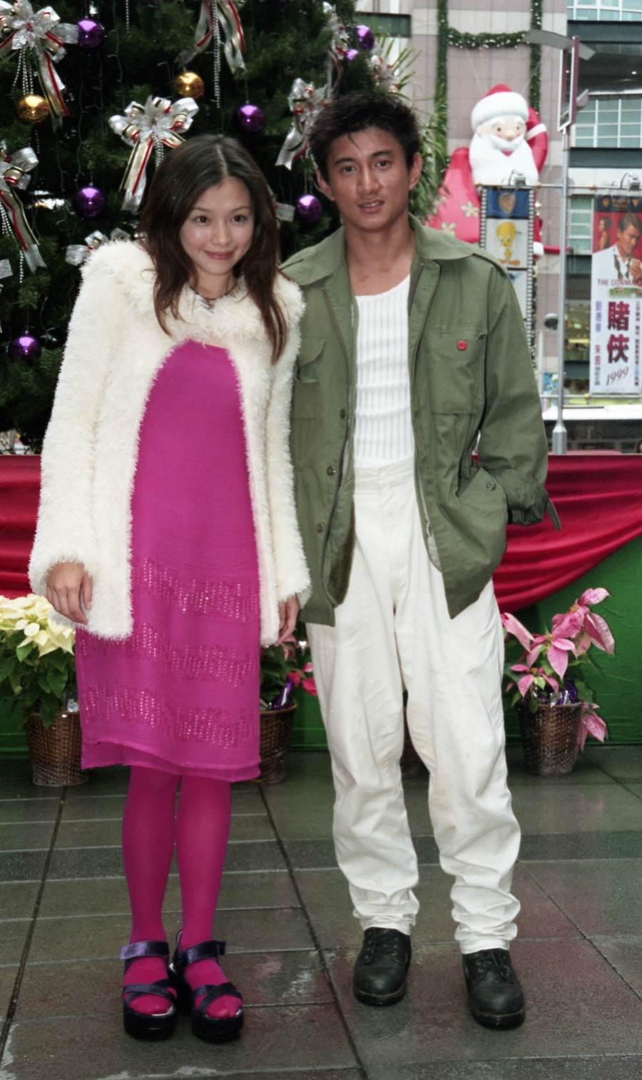 吳奇隆和徐若瑄曾有一段純純的愛。(圖/ 取自中時資料庫,蔡宜謀攝)