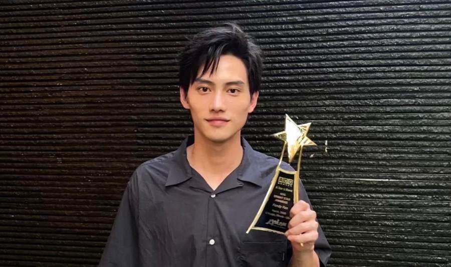 范少勳獲得芝加哥亞洲躍動影展新星獎。(逆光電影提供)