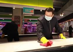處理鮭魚砧板檢測到新冠病毒  北京連鎖超市連夜下架鮭魚