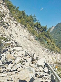 中橫便道山崩阻路 趕在6月21日前搶通