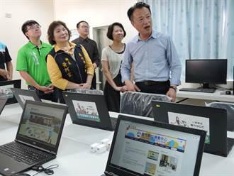 偏鄉教會開設數位機會中心 讓地方與世界接軌