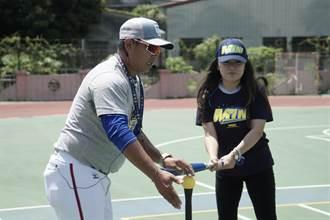 啟發兒童棒球熱情 中市辦迷你棒球師資研習
