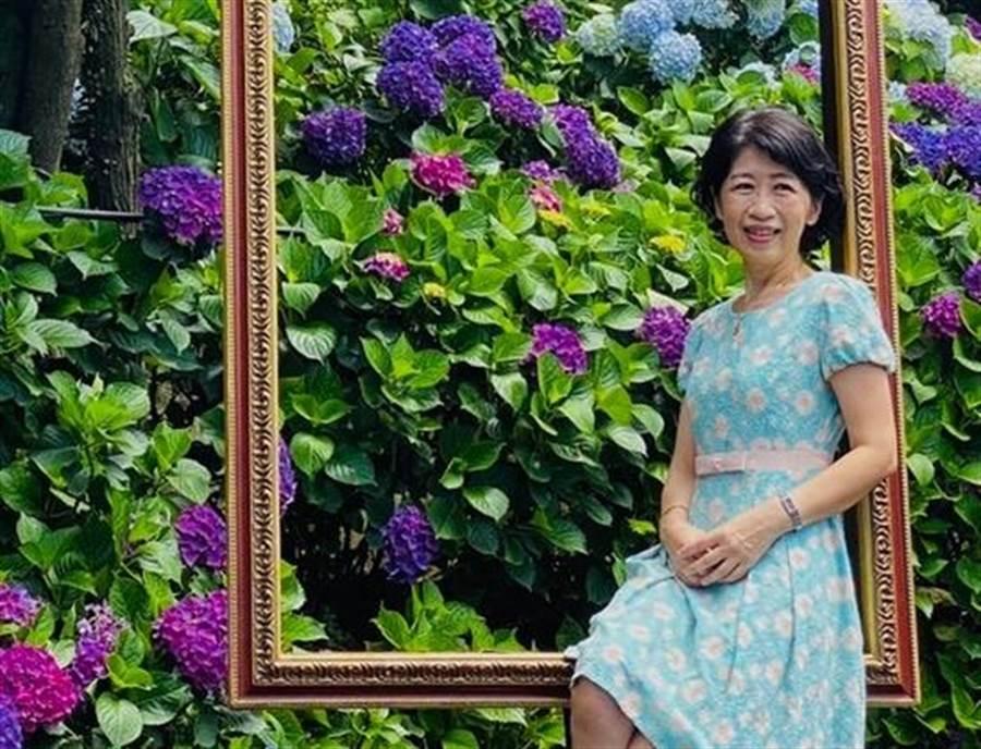 柯文哲妻、和平醫院醫師陳珮琪。(取自陳珮琪臉書)