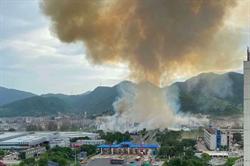 陸官媒證實:浙江槽罐車爆炸已19人遇難、23人重傷