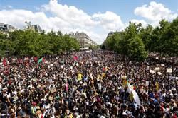 影》花都擠爆!1.5萬示威者湧巴黎 專家憂恐怖後果
