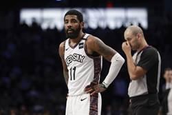 NBA》三巨頭缺席復賽 籃網遭到新冠疫情團滅
