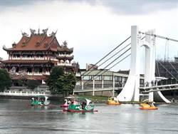 桃園龍潭大池水上活動試營運打造新亮點