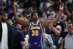 NBA》湖人仍期盼霍華回心轉意打復賽