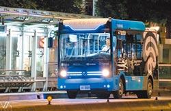 遠傳結合台灣智駕巴士 5G智慧公車現身台北信義路