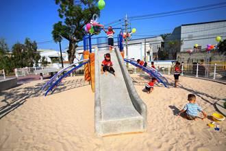 市議員關心公園內沙坑細菌 建設局:定期整體翻沙、充分曝曬陽光