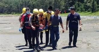3高中生台東「天空之鏡」戲水 遭大浪捲走1人送醫急救
