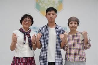 建中生照顧罹癌母考取台大 榮獲總統教育獎